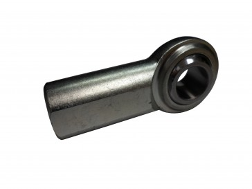 1/4 ID Female Rod End Steel Housing w/ Steel Raceway