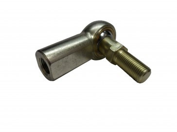 3/8-24 Ball Joint - Female Rod Ends w/ Stud - Left Hand