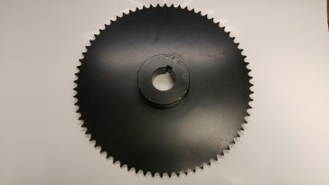 "1.5"" Bore, 40 Pitch, 72 Teeth Roller Chain Sprocket"
