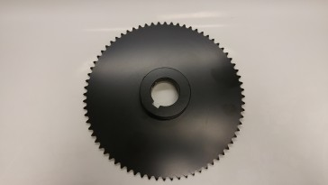 "1.5"" Bore, 35 Pitch, 72 Teeth Roller Chain Sprocket"