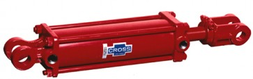 Cross Tie-Rod Cylinder 4 Bore x 14 Stroke