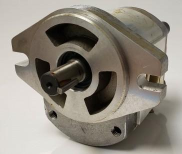 """Gear Pump .48 Cu In, 2 Bolt SAE A Mount, CCW Rotation, 5/8"""" Keyed Shaft"""
