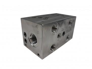 D05 Series Solenoid Valve Manifold AD05-S-023-S