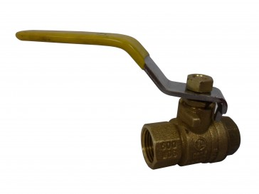 Low Pressure 2-Way Ball Valve 2BVL-2004B