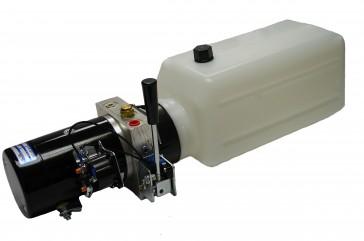 12V DC Hydraulic Power Unit 1.2 GPM @ 1500 PSI