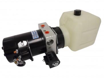 12V DC Hydraulic Power Unit 2 GPM @ 1000 PSI