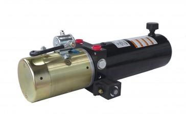 24V DC Hydraulic Power Unit 1.6 GPM @ 1100 PSI