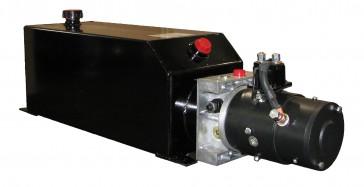 12V DC Hydraulic Power Unit 1.7 GPM @ 1500 PSI