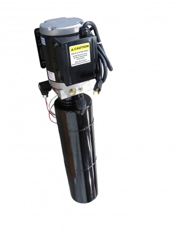 A/C Compact Power Unit 0.9 GPM 3.5 Gallon Steel Reservoir