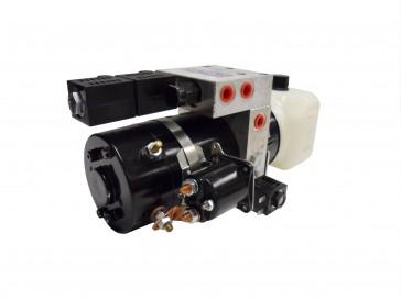 12V MTE Snowplow Hydraulic Unit