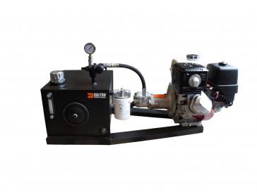 Rail Mount Hydraulic Unit & 13 HP Engine