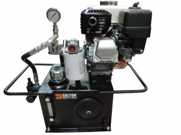 Rail Mount Hydraulic Unit & 5.5 HP Engine