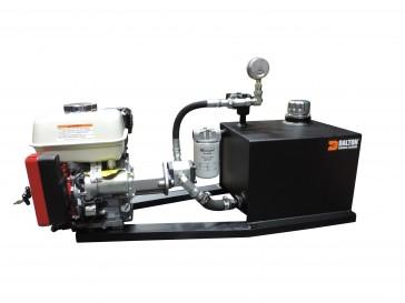 Rail Mount Hydraulic Unit & 5.5 HP Engine
