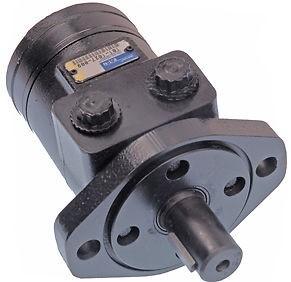 H Series Hydraulic Motor 147 Max RPM #10 SAE 2-Bolt A
