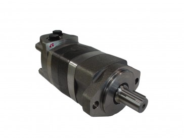 1in Shaft 2000 Series Char-Lynn Hydraulic Motor 389 RPM