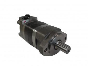 1in Shaft 2000 Series Char-Lynn Hydraulic Motor 168 RPM