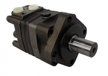 OMS Series Hydraulic Motor 300 Max RPM 4-Bolt