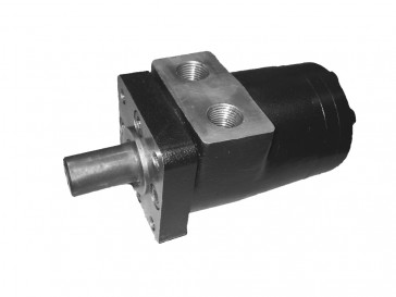 Dalton 7 Series Hydraulic Motor 370 Max RPM 1/2 NPT 4-Bolt