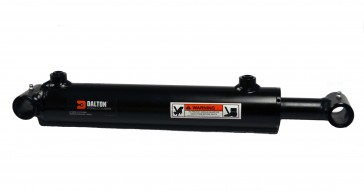 Dalton Welded Tube Cylinder 2.5 Bore x 4 Stroke