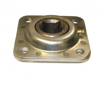 1-1/8 Sq Bore Disc Harrow Bearings- Square Flange