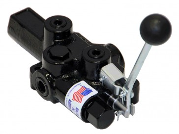 Prince RD2500 Directional Control Valve 20GPM RD-2575-M4-EDA1