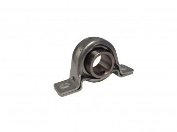 "1 1/4"" ID SBPP Series Pressed Steel Pillow Block Bearing"