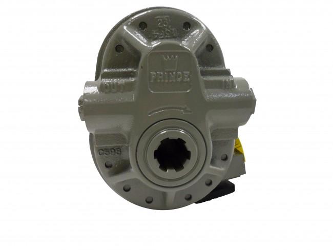 Prince pto pumps hc pto 3ac dalton hydraulic for Hydraulic motor with pto spline