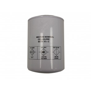 10 Micron, 60 GPM Spin-On Filter Element