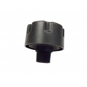 "3/4"" NPT, 10 Micron Plastic Filler Breather"