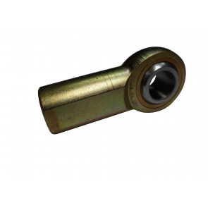 5/16 ID Female Rod End Steel Housing w/ Bronze Raceway - Left Hand