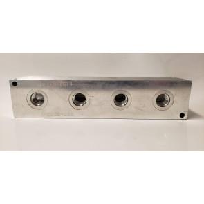 Daman Aluminum Header Block AH0000408S