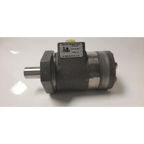 "Prince Gerotor Motor, 6.1 Cu. In, #10 SAE Ports, 2 Bolt Flange, 1"" Keyed Shaft"
