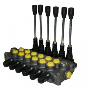 Wolverine MB Directional Control Valve 8GPM MB61BBBBBB5C1