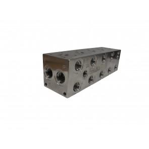 D03 Series Solenoid Valve Manifold AD03-S-052-S