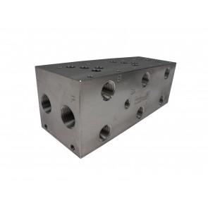 D05 Series Solenoid Valve Manifold AD05-S-033-S