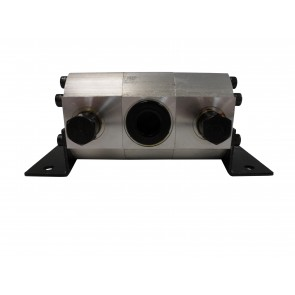 Rotary Gear Flow Divider FDC-2R194S