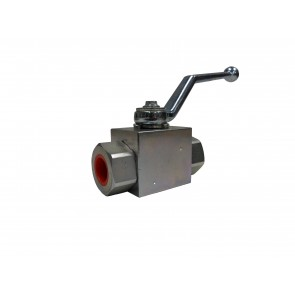 High Pressure 2-Way Ball Valve