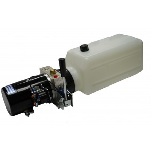 12V DC Hydraulic Power Unit 1.2 GPM @ 1500 PSI