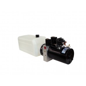 12V DC Hydraulic Power Unit 1.4 GPM @ 1500 PSI