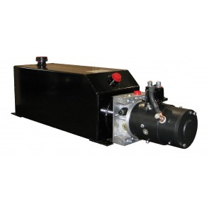 12V DC Hydraulic Power Unit 1.7 GPM @ 1500 PSI