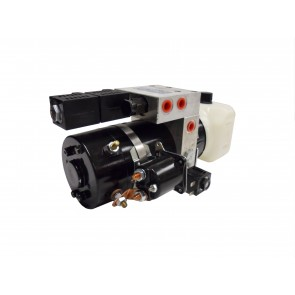 12V MTE Snowplow Hydraulic Unit