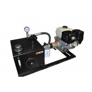 Rail Mount Hydraulic Unit w/ 2-Stage Pump & 13 HP Engine