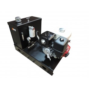 L-Tank Units Hydraulic Units & 13 HP Engine