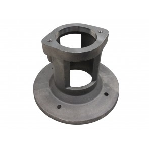 "2-Bolt A Gasoline Engine Mounting Bracket, 6.5"" Bolt Circle"