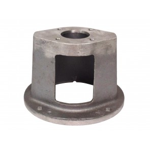 "2-Bolt A Gasoline Engine Mounting Bracket, 3.625"" Bolt Circle"