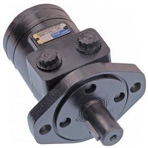 H Series Hydraulic Motor 186 Max RPM 1/2 NPT 2-Bolt A