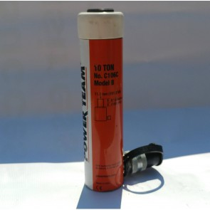 "SPX Power Team C106C Cylinder 10 Ton, 6"" Stroke"