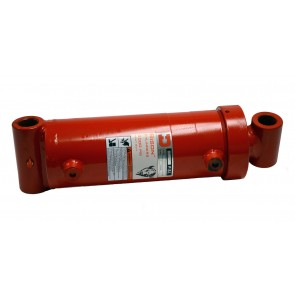 Bison Welded Tube Cylinder 6 Bore x 24 Stroke