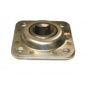 1-3/4 Rnd Bore Disc Harrow Bearings- Square Flange