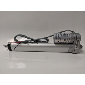 "Concentric LACT8 Linear Actuator - 7.87"" Stroke, 110-Lb. Capacity, 12VDC"